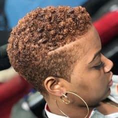 TWA haircuts