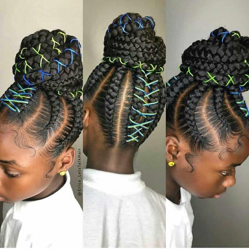 Sensational Braids For Kids 100 Back To School Braided Hairstyles For Kids Schematic Wiring Diagrams Phreekkolirunnerswayorg