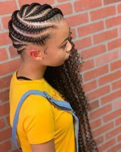 Lemonade braids