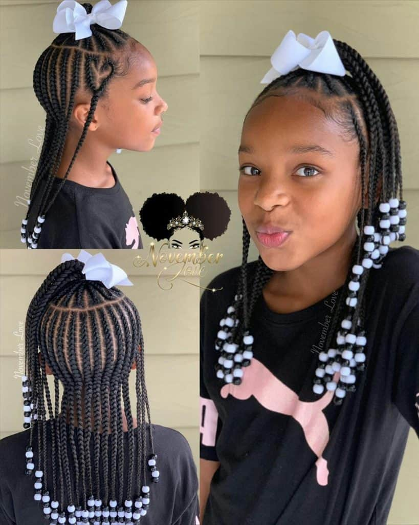 Braids for Kids - 100 Back to School Braided Hairstyles ...