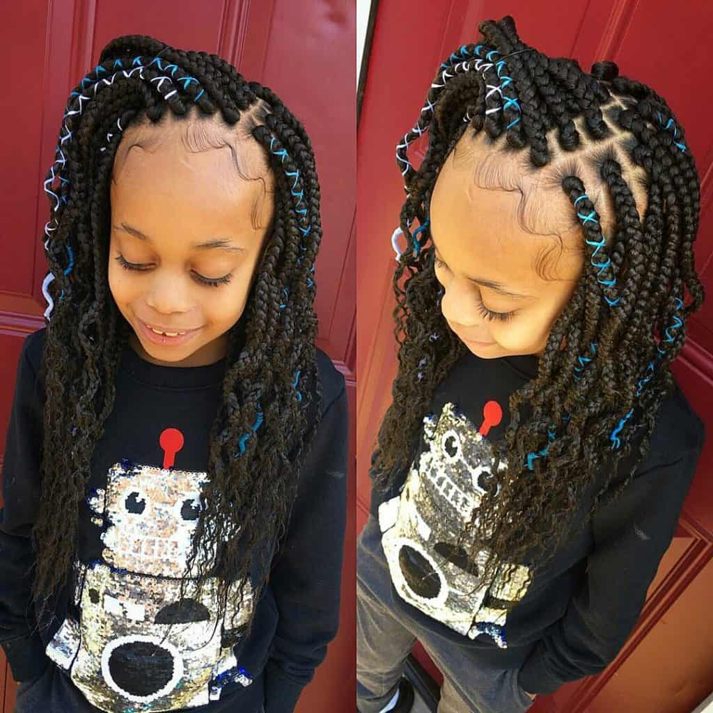 Braids for Kids - 100 Back to School Braided Hairstyles for Kids