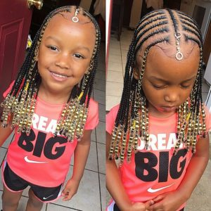 Kid Braid Styles , Back to School Braided Hairstyles for