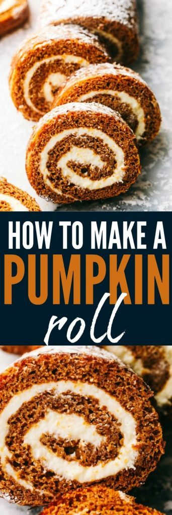 how to make pumpkin rolls | chocolate pumpkin roll recipe