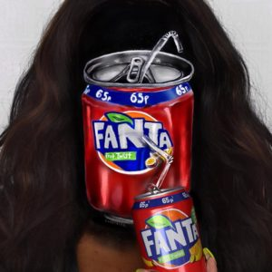 fanta can illusion makeup
