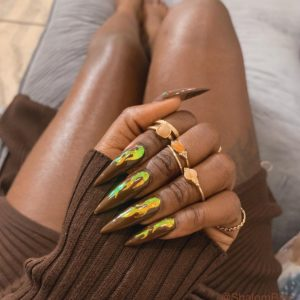 50 Cute Fall Nail Designs, Ideas & Colors You Should Try