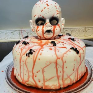 Halloween Desserts: 30 Spooky Halloween Cake Ideas