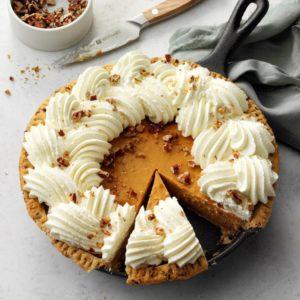 10 Delicious Fall Pumpkin Desserts