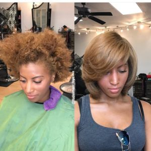 Silk Press 101: 20 Silk Press Results On Different Hair Textures