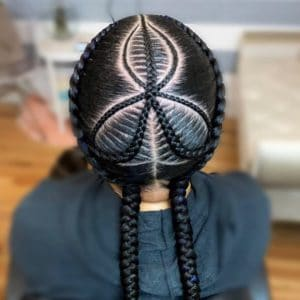 Cornrow Braids Hairstyles : Their Rich History, Tutorials & Types