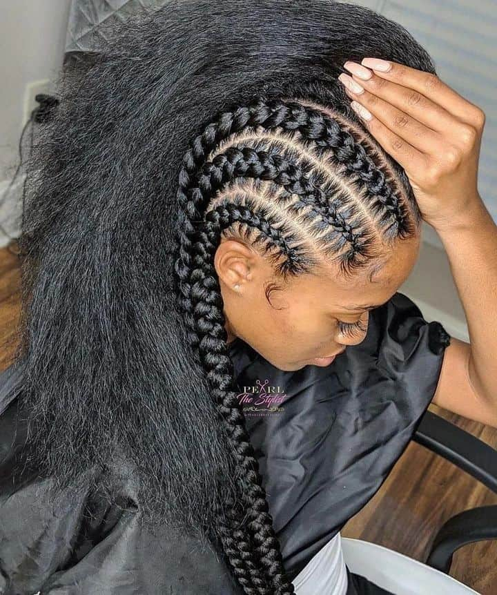 Cornrow Braid Hairstyles Their Rich History Tutorials