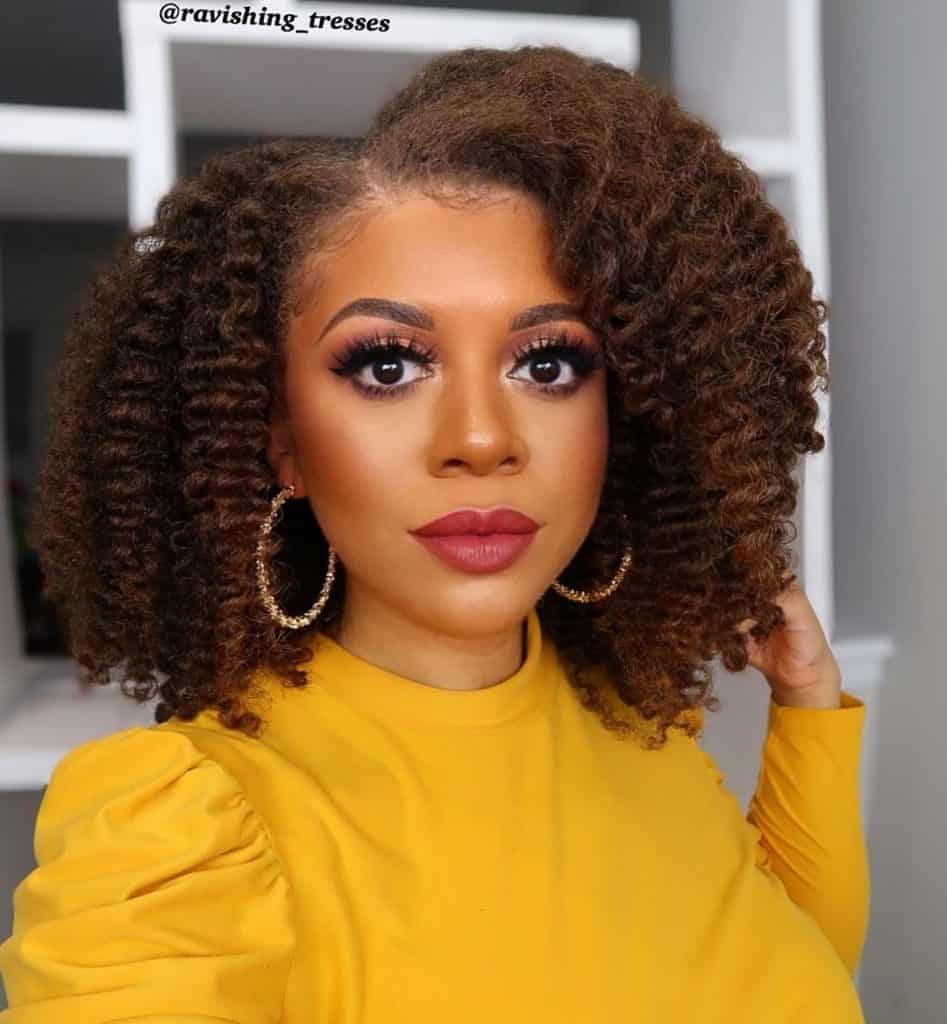 40 Simple & Easy Natural Hairstyles for Black Women