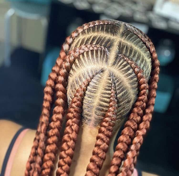 Orche pop smoke braids