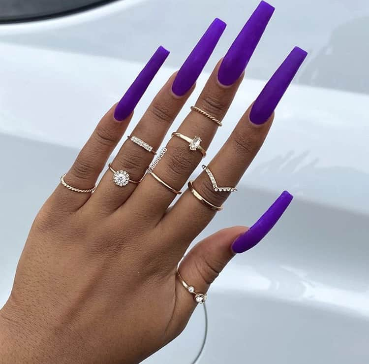 40 Summer Nails Ideas, Colors & Designs for 2020