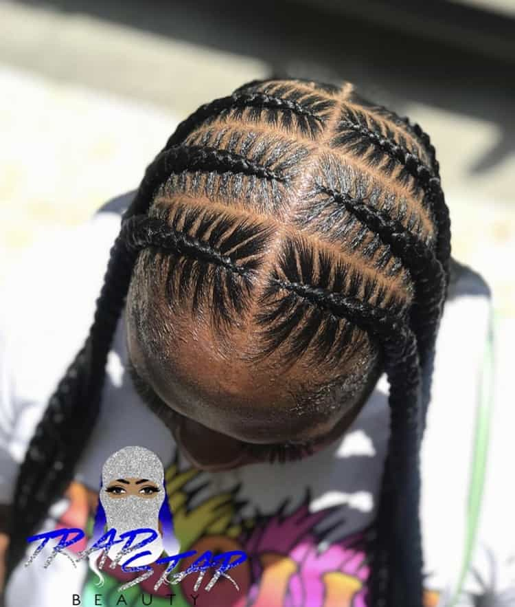 Pop smoke braids hairstyles
