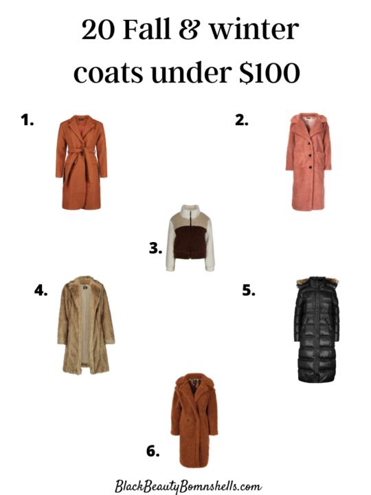 20 Warm Fall & Winter Coats You'll love