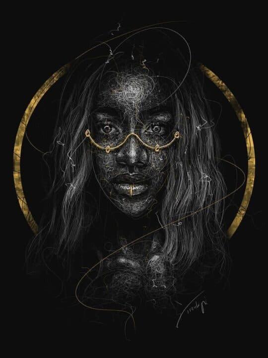 12 Black Digital Artists, Illustrators & Painters to Follow & Support (Part 3)